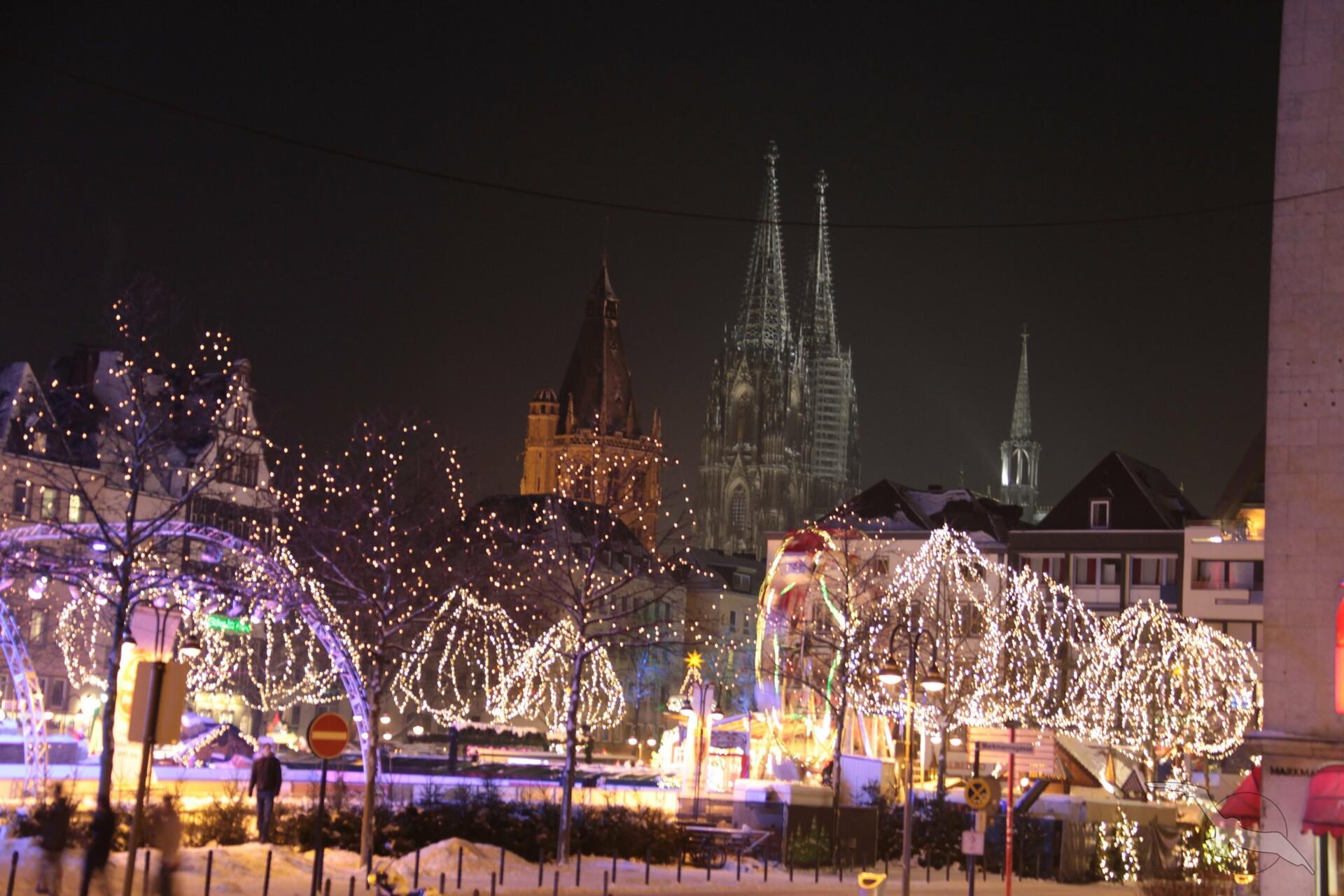 Weihnachtsmärkte 2021 Köln